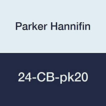 Parker Hannifin 24-CB-pk5 Large Scoop Box Pack of 5 18 Width x 12 Depth x 3 Height 24 Compartment