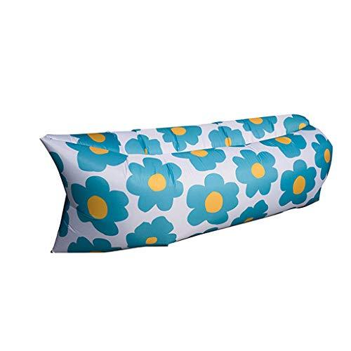 LuoMei Portátil Lazy Lazy Sofá Inflable Lazy Sofa Bean Bag Envío Gratis Cepillo PegajosoA