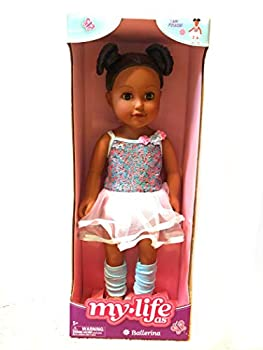 My Life As Ballerina Doll-18 Inch Black Ballerina Doll