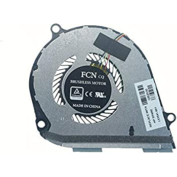 HP Envy 13-d010nc HP Envy 13-d010nf HP Envy 13-d010na Power4Laptops Replacement Laptop Fan for Right Side Processor for HP Envy 13-D010CA HP Envy 13-d010nd