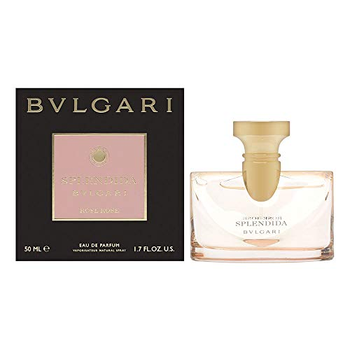 Bulgari Splendida Rose Rose Eau de Parfum femme woman, 1er Pack (1 x 50 ml)
