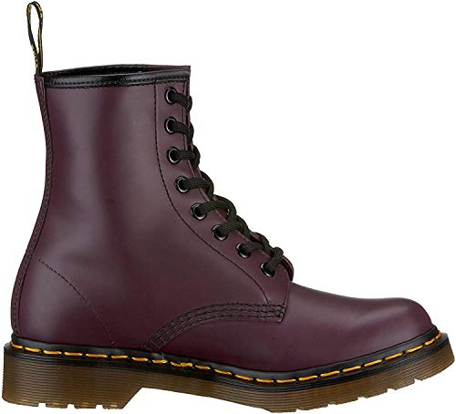 Dr. Martens Unisex-Erwachsene 1460z Dmc Sm Combat Boots, Violett (Purple), 38 EU