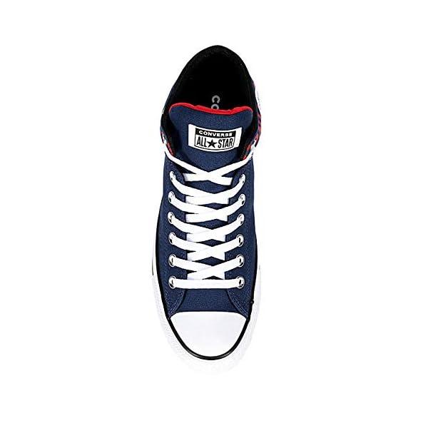 Converse Men's Unisex Chuck Taylor All Star Street Wordmark High Top Sneaker