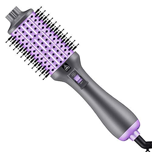Lovebay - Cepillo redondo para secador de pelo, con iones negativos, para todos los tipos de cabello