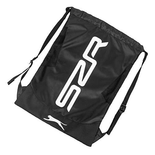 Slazenger zwemtas Mesh Bag zwart One Size