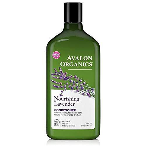 Avalon Organic 0654749351505 acondicionador - acondicionadores (Unisex, Cabello seco, Cabello normal, Brillo, Suavizar, Suavizante, Lavanda, Aloe Barbadensis Leaf Juice(1), Aqua (Water), Glyceryl Stearate SE, Caprylic/Capric Triglyceride, He, To lock in nourishment, massage into freshly shampooed hair and leave for 1-3 minutes before rinsing)