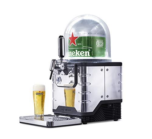 Rascador de cerveza profesional Blade Nueva Generación para bidones de 8 litros Heineken Desperados Edelweiss Affligem Moretti