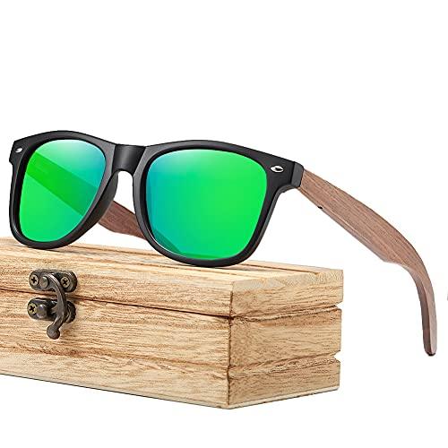 shifenmei SFM-S7061H-EU - Retro de madera Unisex adulto