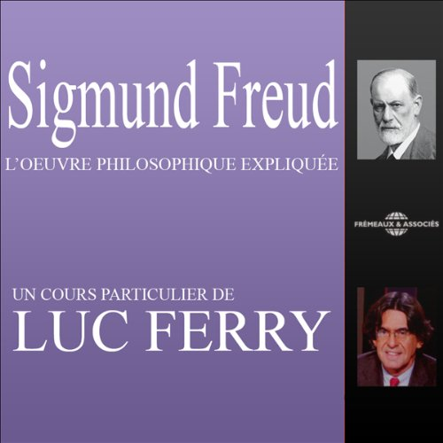 Sigmund Freud audiobook cover art