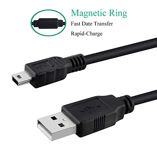 AC01 Charge Cable for PS3 Controller, Black