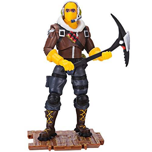 Jazwares-Fortnite Figura Raptor Toy Partner FNT0014
