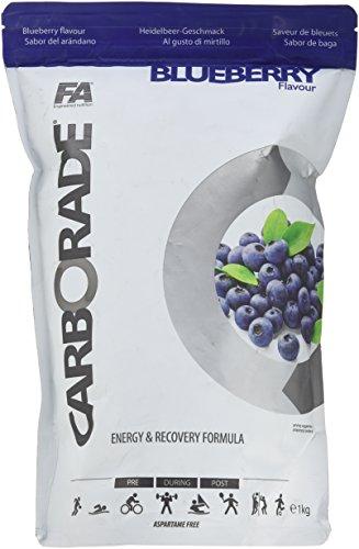 FITNESS AUTHORITY FA Carborade Blueberry, 1.0 kg