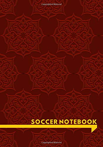 Soccer Notebook: Football Score Sheets, Soccer Scorebook, Football Score Pads, Scorekeeping Book, Scorecards, Record Scorekeeper Book Gifts for Fans, ... 110 (Football Match Scorebook, Band 39)