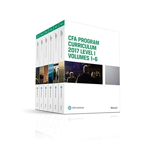 cfa level 1 books pdf free download 2017