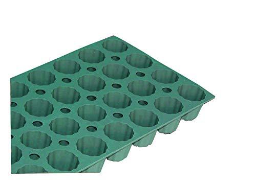 Moule silicone élastomoule 28 mini-cannelés