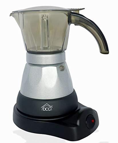 Caffettiera moka elettrica DCG KA3339 KA 3339