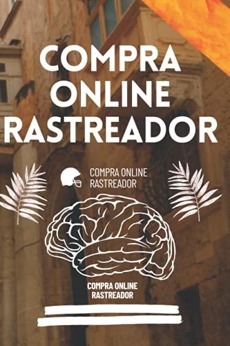 "Compra online rastreador: Libro Rastreador de compras online y Compra online rastreador y Registro de contabilidade para pequenas empresas 6""x""9 pulgadas 120 paginas"