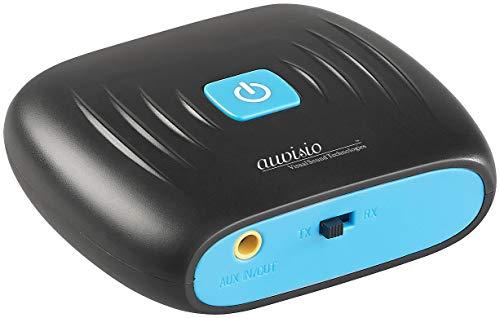 auvisio Adapter Bluetooth 2in1 Audio Sender und Empfanger mit Bluetooth 42 10 m Reichweite Adapter TV Bluetooth