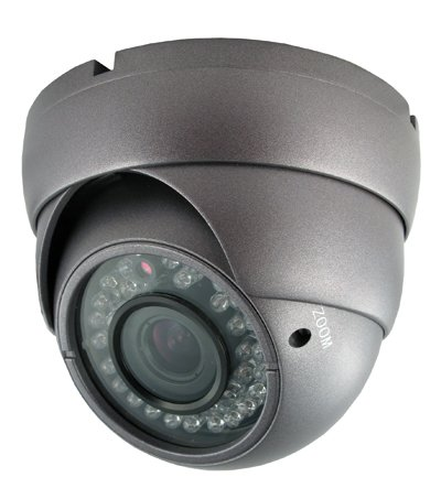 BW® BWT37 Cámara CCTV Sony EFFIO-E 700TVL día y noche 2,8 –...