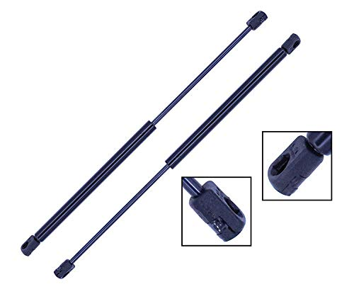 2 Pieces (Set) Front Hood Lift Supports 2002 To 2008 Dodge Ram 1500, 2002 To 2010 Dodge Ram 2500, 2002 To 2010 Dodge Ram 3500, 2009 To 2010 Dodge Ram 4500, 2009 To 2010 Dodge Ram 5500