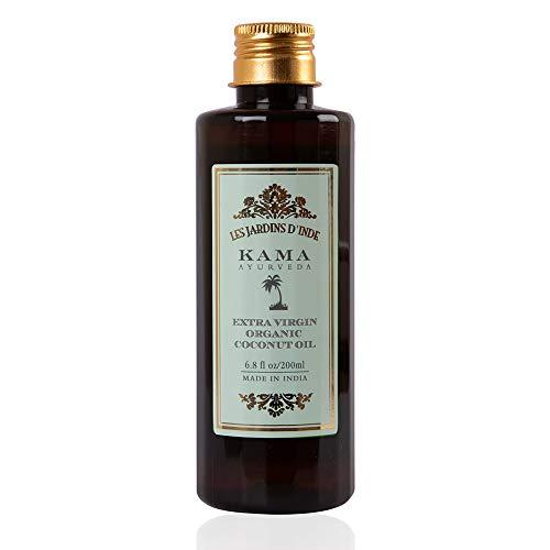 Kama Ayurveda Extra Virgin Organic Coconut Oil - 200ml