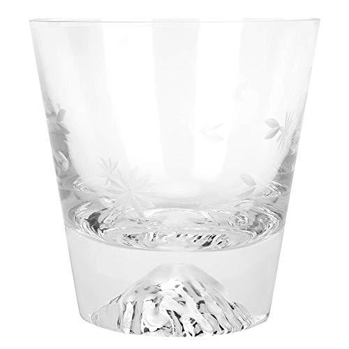 WENHANGshidai Taza de Agua de Taza de Vidrio Grueso de Gran Capacidad Adecuada para Agua, té, Leche, café para el hogar