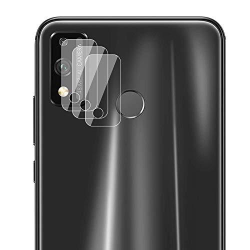 Asoway Protector de Lente de cámara para Huawei Honor 9X Lite [3-Pack] 9H Dureza, Anti-rasguños, Alta Sensibilidad, sin Burbujas Cámara Trasera de Vidrio Templado para Huawei Honor 9X Lite