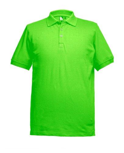 FUnc Factory pour Homme Classique Coton Chemise Coupe Classique – Vert – L