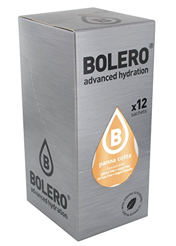 Bolero - Bebida sabor Panna Cotta 12 x 9 g