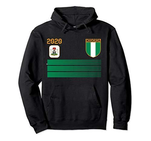 Nigeria Football Jersey 2020 Nigeria Soccer Pullover Hoodie