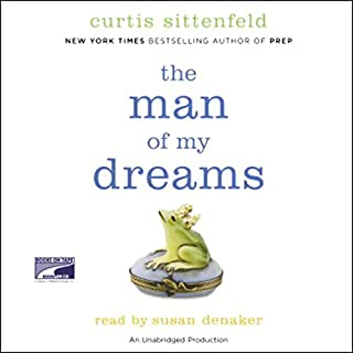 The Man of My Dreams audiobook cover art