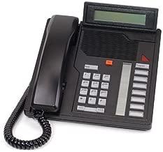 Nortel Meridian M2008 Display Telephone (Hands Free) Black (Renewed)