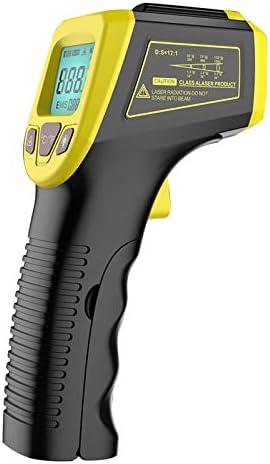 GUMEI 600 ℃ / 1112 ℉ Pirómetro GM320S Termómetro de Pistola infrarrojo de Alta Temperatura Industria
