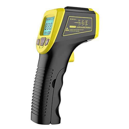 geneic GM320S Hochtemperaturpistole, berührungsloses LCD-IR-Infrarot-Thermometer, -50 ~ 600 ℃ / -58 ~ 142 ℉