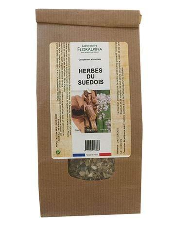 Floralpina - Kit du suedois (elixir du suedois, camphre naturel)
