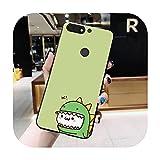 Coque pour Huawei Honor 7C 7A 8X 8A 9 10 10i Lite 20 Nova 3i 3e-a9 Huawei Honor10 Lite Motif...