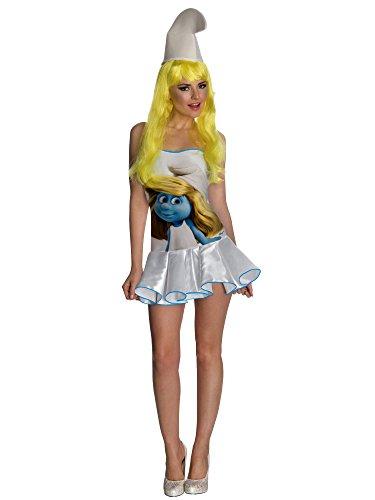 Rubie's Costume Co Smurfette Dress Adult Costume - Medium
