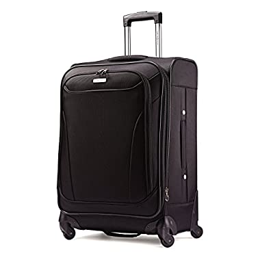 Samsonite Bartlett 24  Spinner Luggage Black
