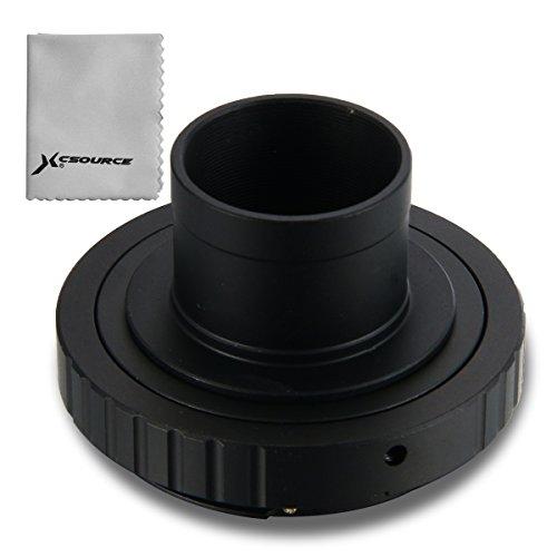 XCSOURCE Aro T2 para Adaptador Lente Cámara Canon EOS + Montura ...
