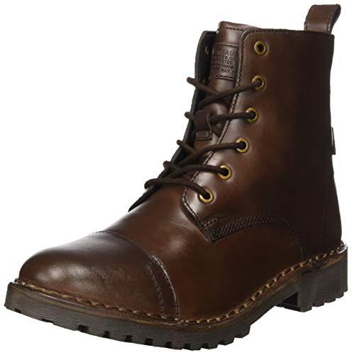LEVIS FOOTWEAR AND ACCESORIOS Tracker, zapatillas de hombre, marrón, 39