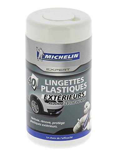 MICHELIN 008889 Boîte 40 Lingettes Plastique Extérieur