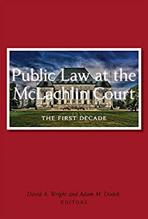 Public Law at the McLachlin Court: The First Decade