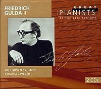 Friedrich Gulda: Great Pianists of 20th Century Vol. 2 by Friedrich Gulda (1999-03-09)