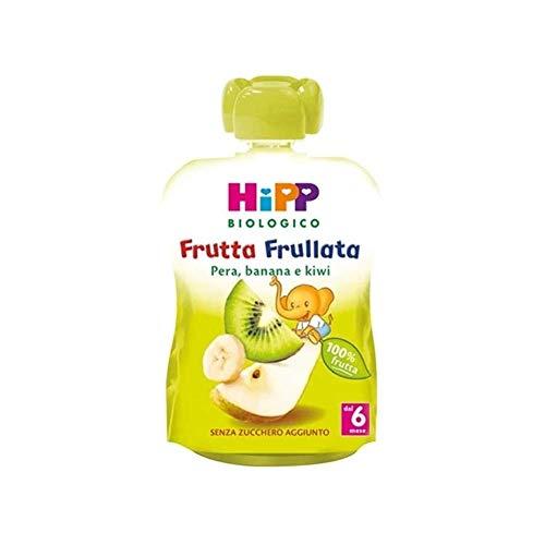 Hipp pürierte Früchte Birne Banane Kiwi Organic 100g