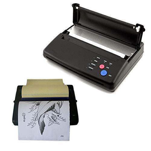A4 Tattoo Transfer Transfer Maschine Thermischen Kopierer Drucker Thermo Thermal Tattoo Maschine