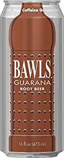 BAWLS Root Beer 16oz 12pack