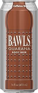 BAWLS Root Beer 16oz 24pack