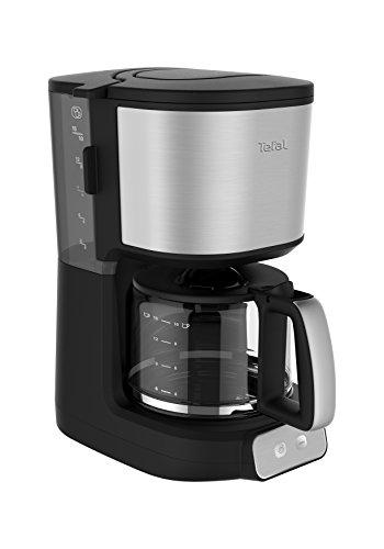 Tefal Element CM4708 Filterkaffeemaschine (1,25 Liter) schwarz