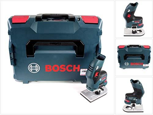 Preisvergleich Produktbild Bosch GKF 12V-8 Akku Kantenfräse 12V + L-Boxx - ohne Akku und Ladegerät