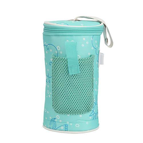 Milchflasche Heizung, Baby USB Tragbare Fütterung Flaschenwärmer Outdoor Reise Milchgetränkebecher Heizung Infant Isolierte Tasche für Neugeborene Kleinkinder
